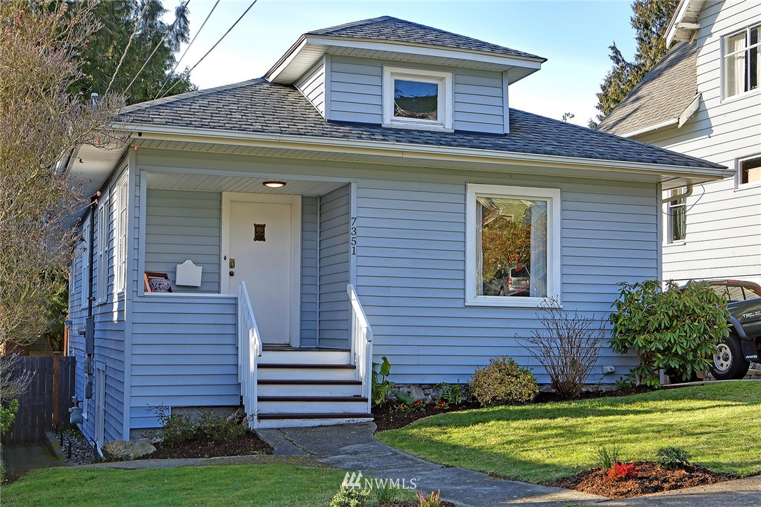 Sold Property   7351 20th Avenue NW Seattle, WA 98117 0