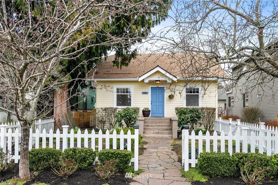 Sold Property   506 N 101st Street Seattle, WA 98133 0