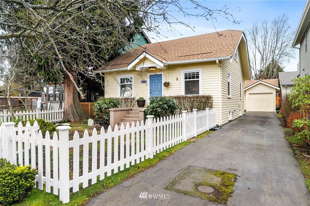 Sold Property   506 N 101st Street Seattle, WA 98133 31