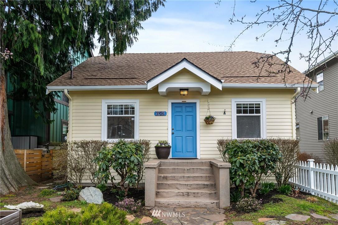 Sold Property   506 N 101st Street Seattle, WA 98133 33