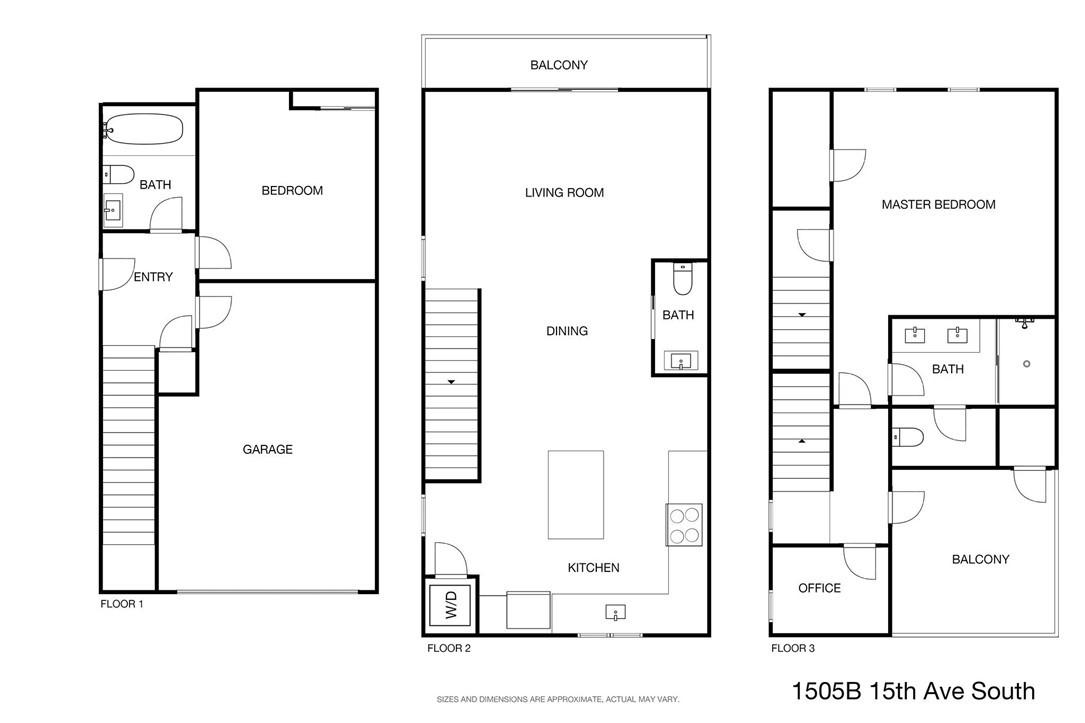 Sold Property | 1505 15th Avenue S #B Seattle, WA 98144 31