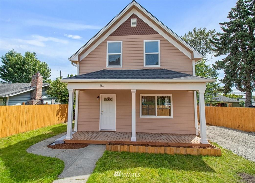 Sold Property   3611 E i Street Tacoma, WA 98404 0