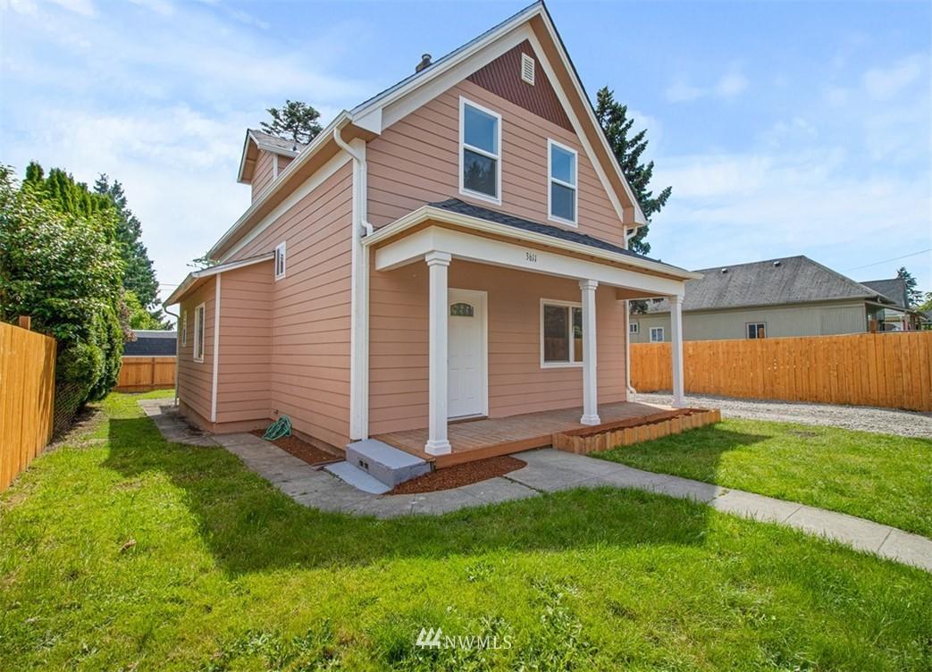 Sold Property   3611 E i Street Tacoma, WA 98404 1