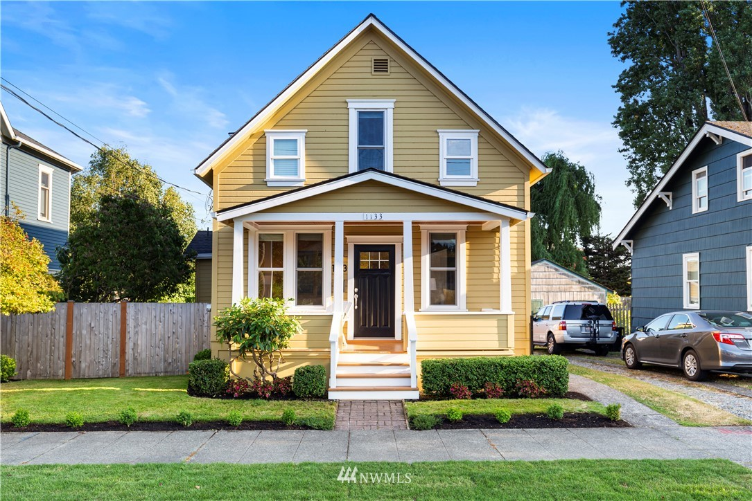 Sold Property | 1133 NW 59th Street Seattle, WA 98107 0