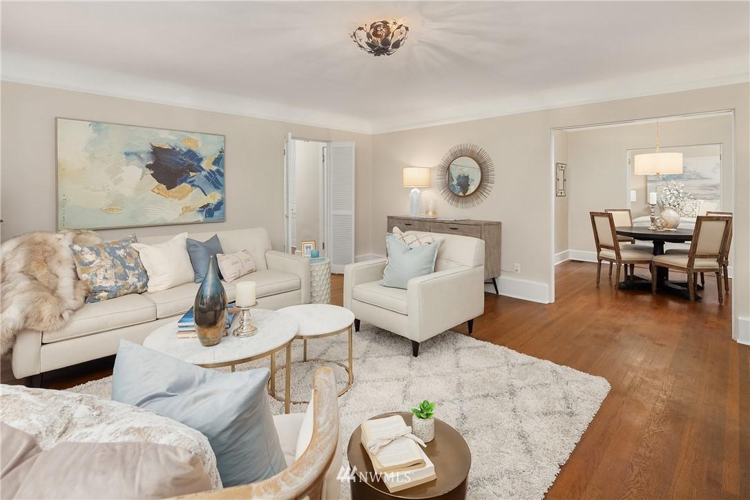 Sold Property | 2605 Franklin Avenue E #E Seattle, WA 98102 0