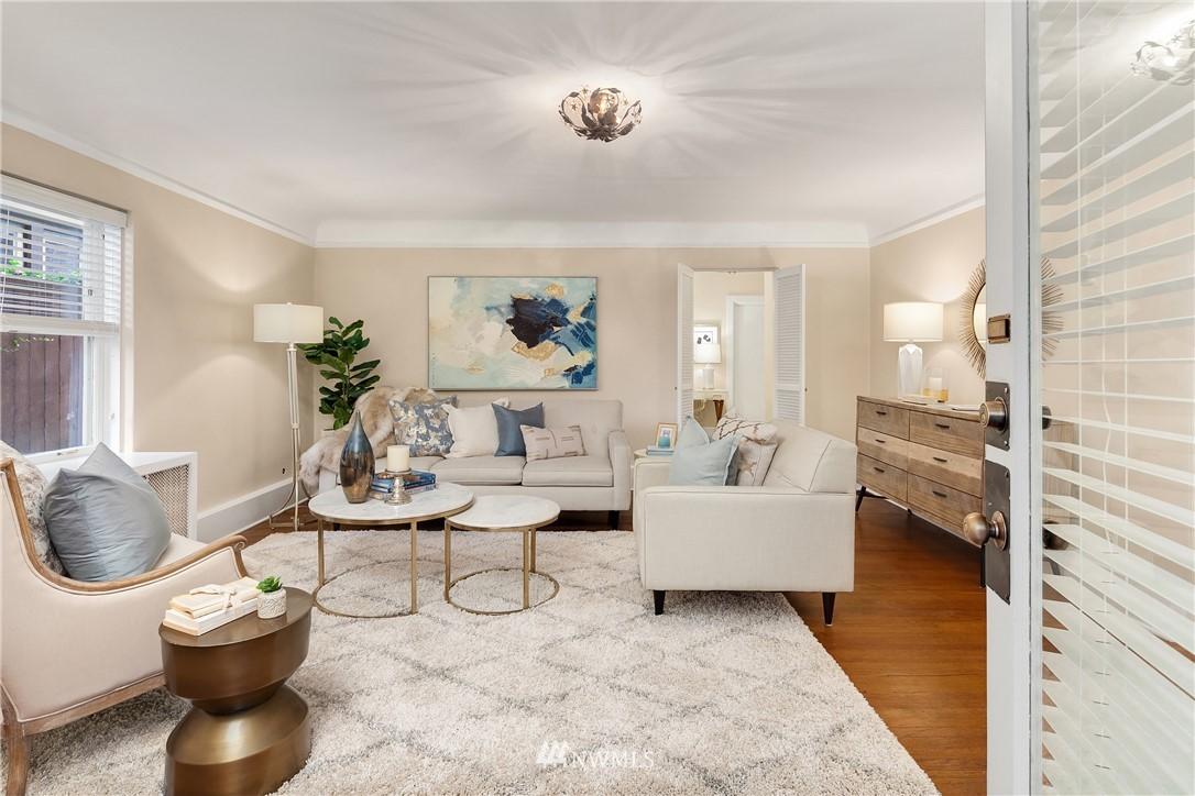Sold Property | 2605 Franklin Avenue E #E Seattle, WA 98102 3