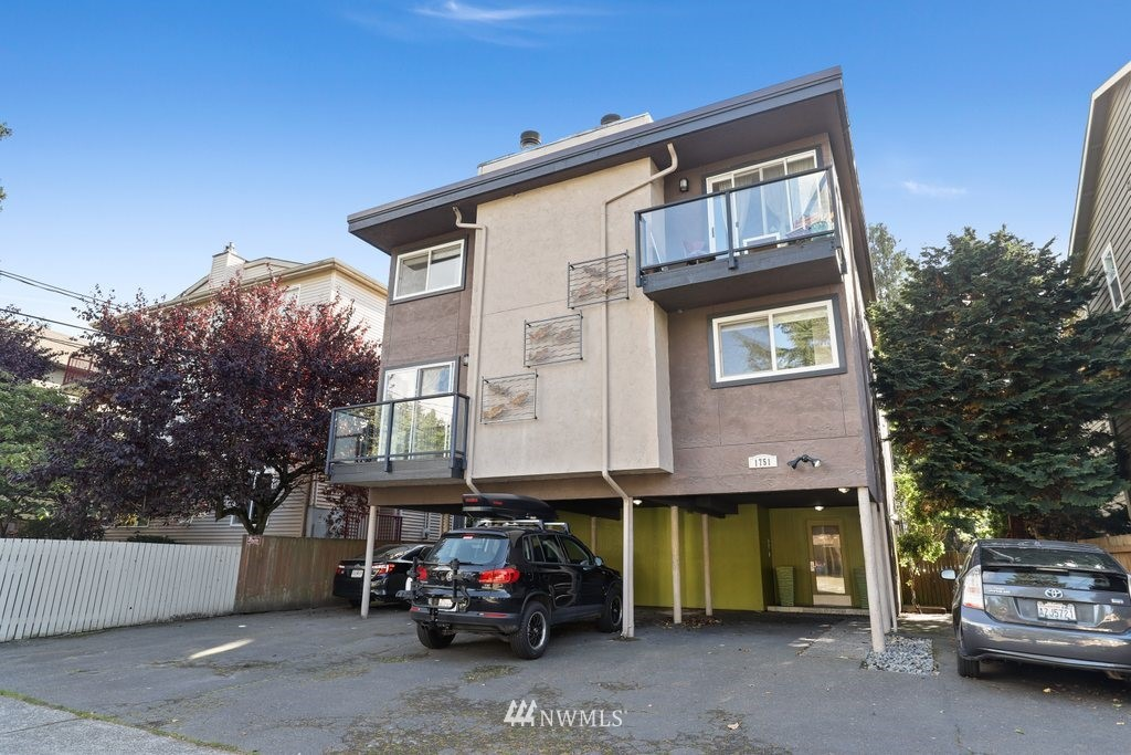Sold Property | 1751 NW 58th Street #3 Seattle, WA 98107 0