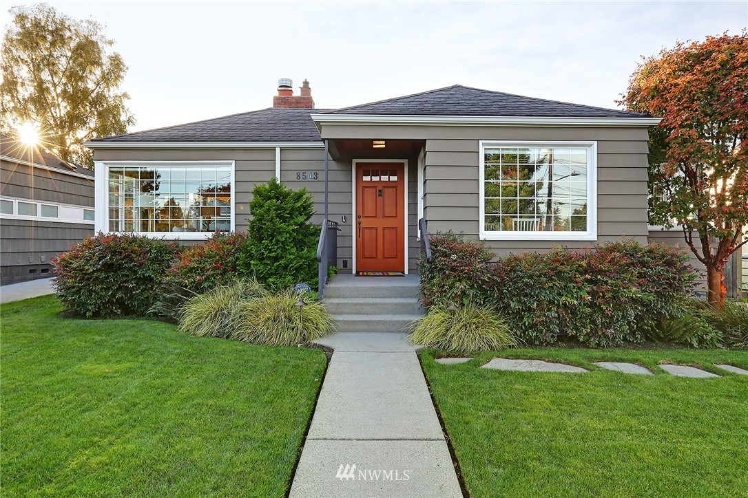 Sold Property   8543 24th Avenue NW Seattle, WA 98117 0