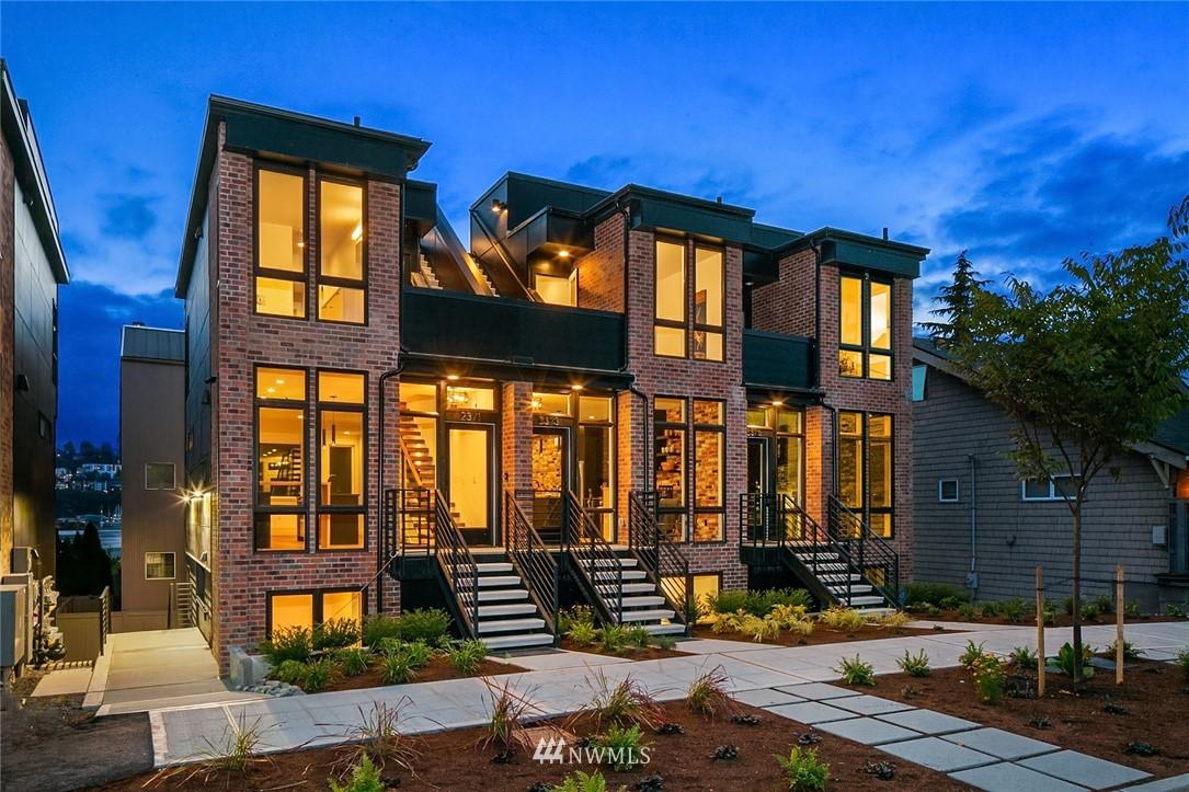 Sold Property   2361 Minor Avenue E Seattle, WA 98102 0