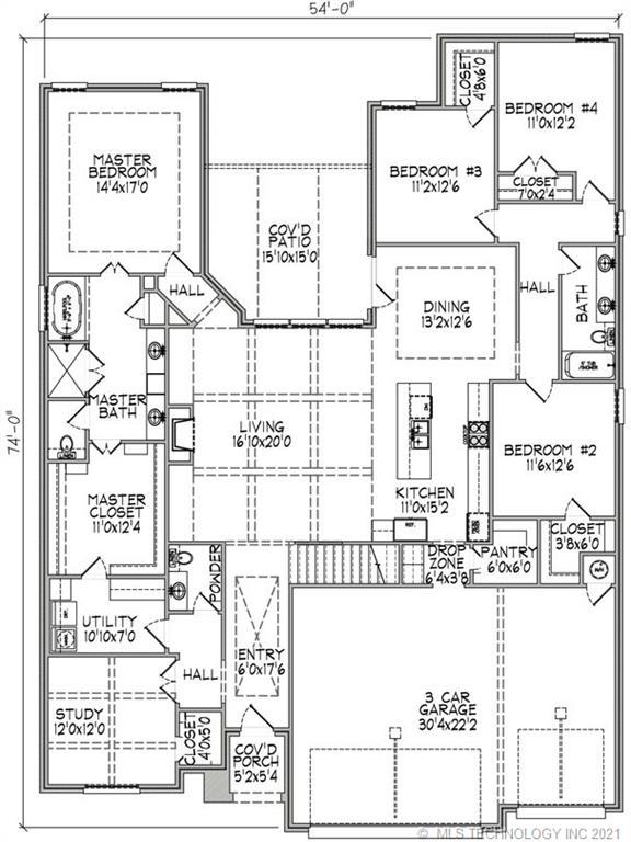 Active | 3720 E 115th Place S Tulsa, Oklahoma 74137 1