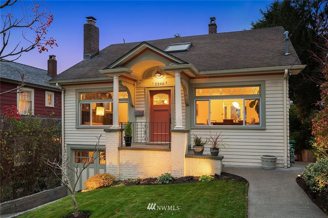 Sold Property | 2546 Warren Avenue N Seattle, WA 98109 0