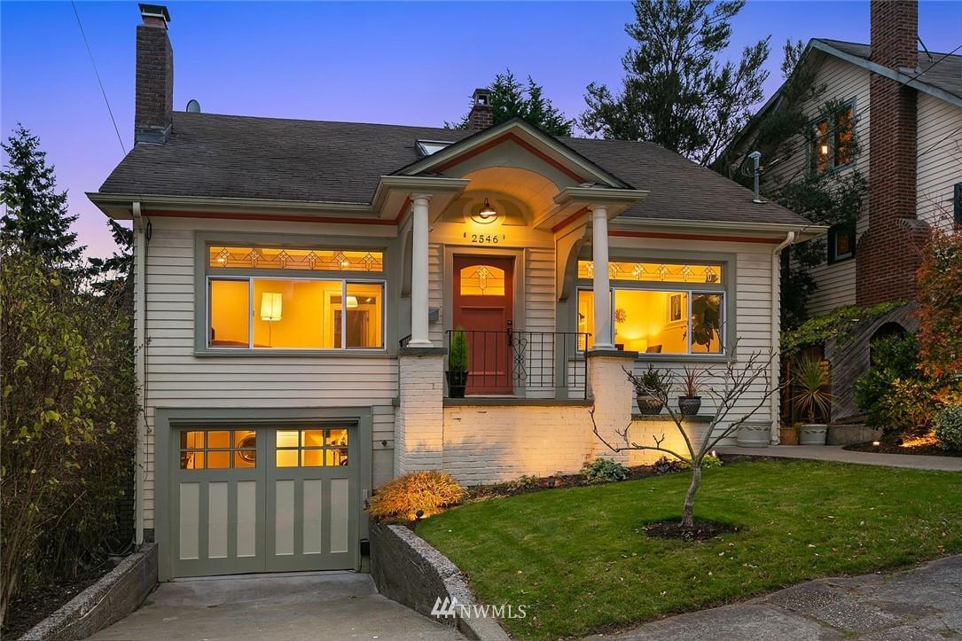 Sold Property | 2546 Warren Avenue N Seattle, WA 98109 1