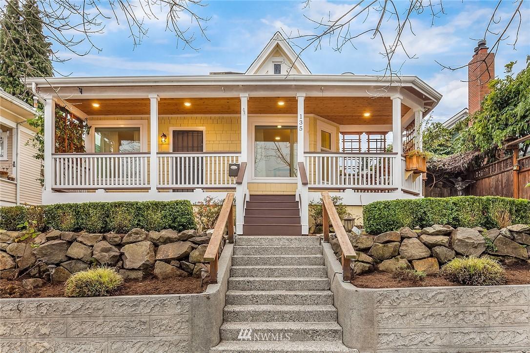 Sold Property | 135 NE 64th Street Seattle, WA 98115 0