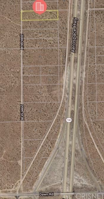 Active | 20th Street West Mojave, CA 93501 2