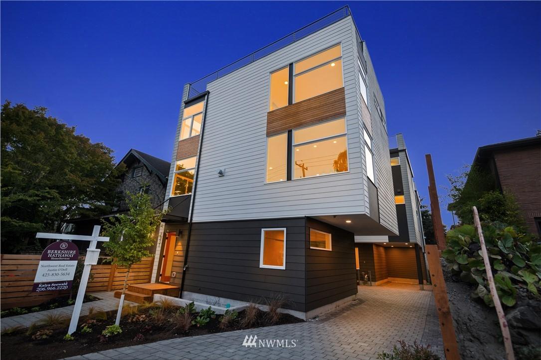 Sold Property   1931 10th Avenue W Seattle, WA 98119 0
