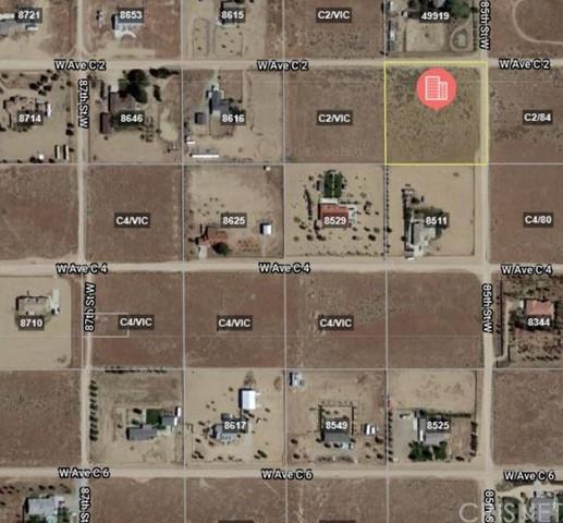 Active | 0 Vac/Cor 85 Stw/Ave C2 Lancaster, CA 93536 9