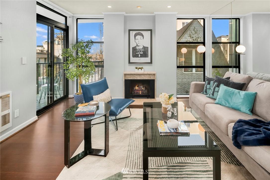 Sold Property | 730 Bellevue Avenue E #305 Seattle, WA 98102 2