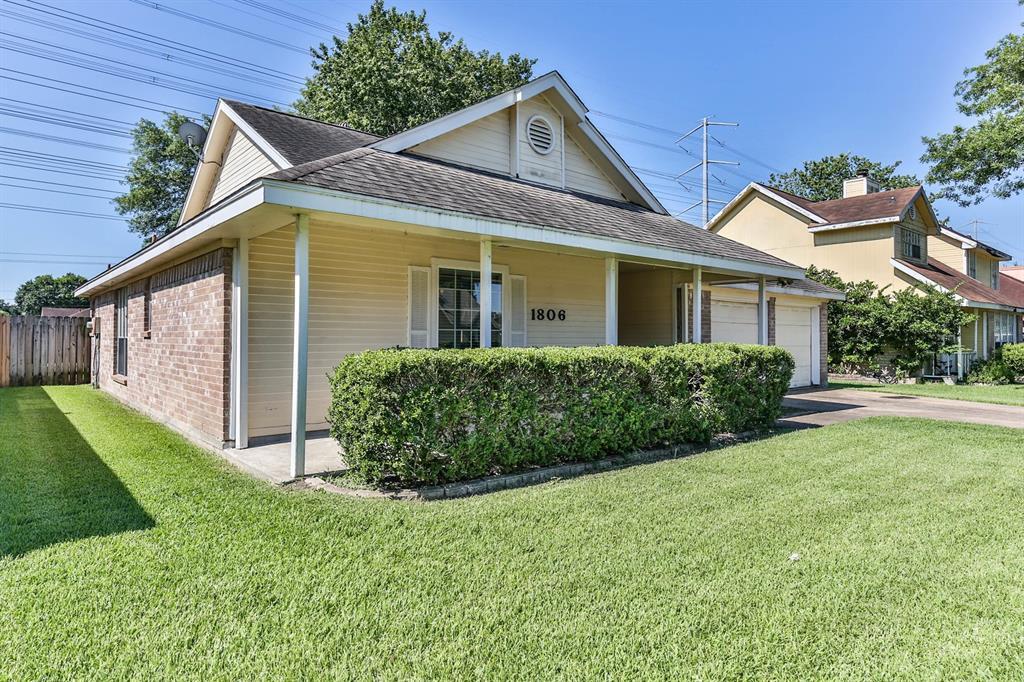 Off Market | 1806 Wildwood Drive Deer Park, Texas 77536 1