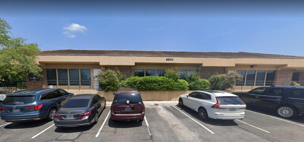 Active | 8870 Business Park Drive #500 Austin, TX 78759 1