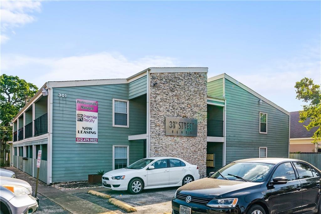 Closed   301 W 38th Street #103 Austin, TX 78705 4