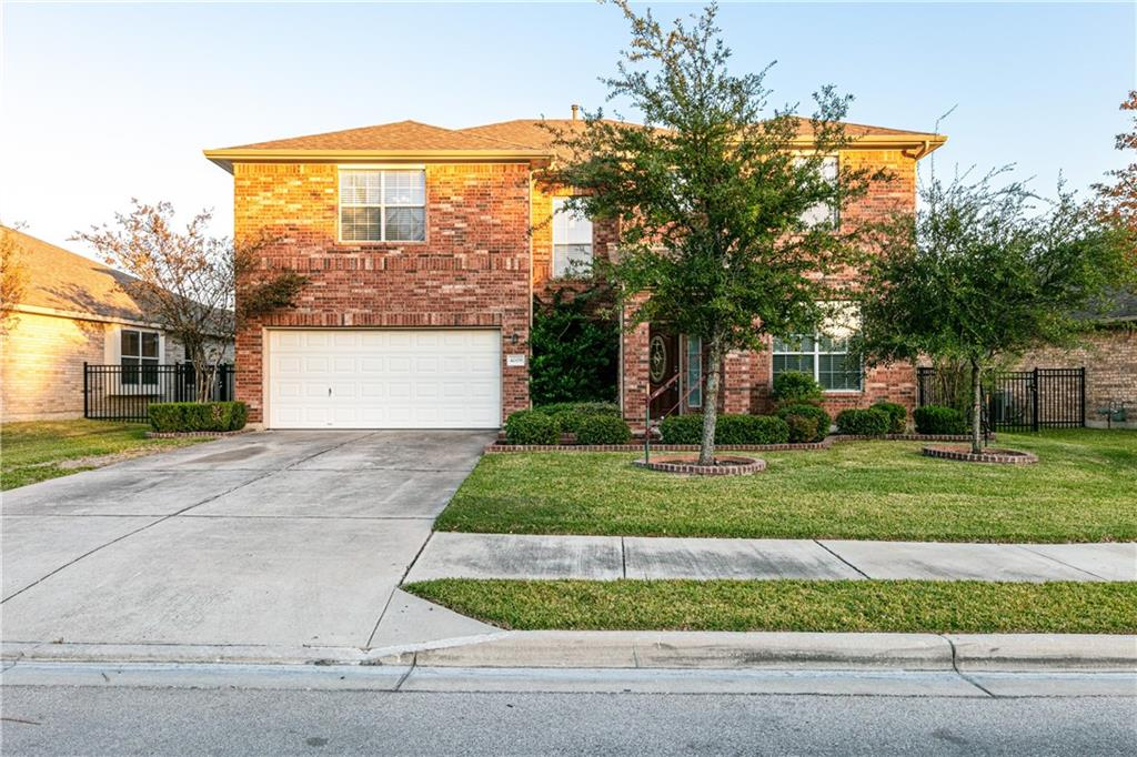 Closed   4009 Meadow Bluff Way Round Rock, TX 78665 1