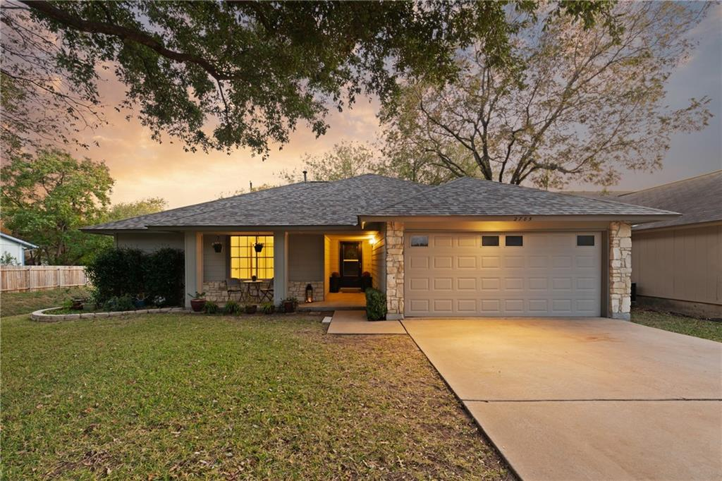 Closed   2705 Crownspoint Drive Austin, TX 78748 0