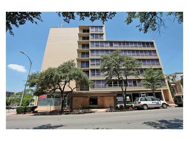 Active | 1800 Lavaca Street #207 Austin, TX 78701 1