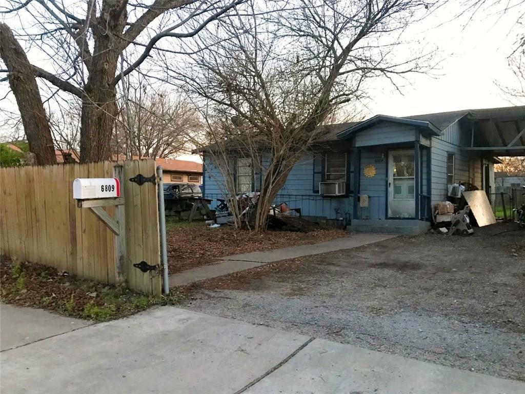 Closed | 6809 Montana Street Austin, TX 78741 0