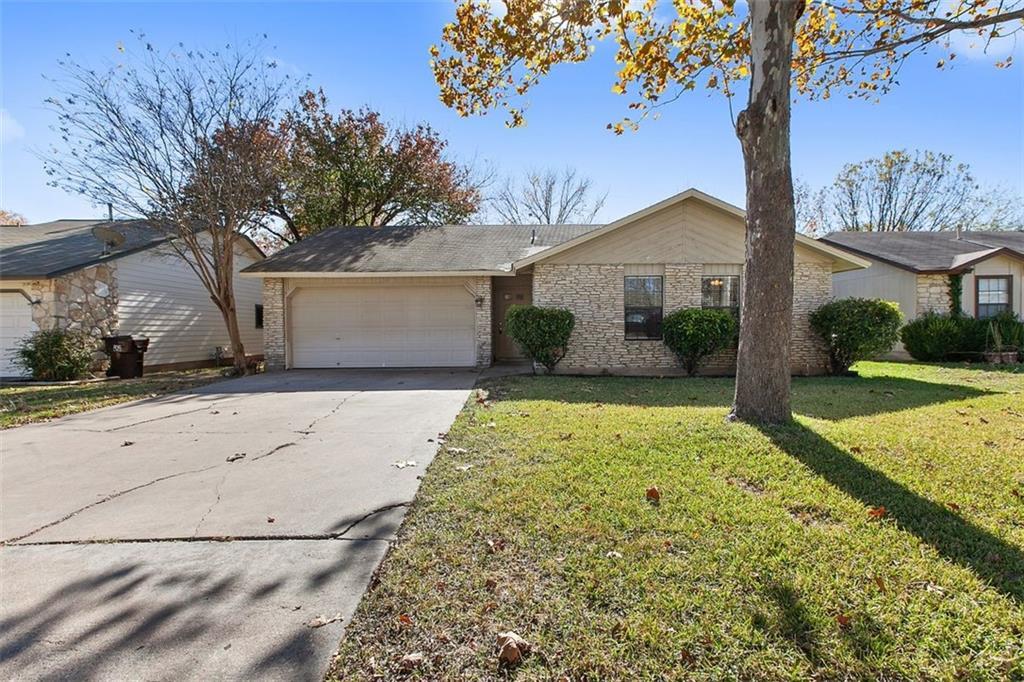 Closed | 1407 Wayne Drive Round Rock, TX 78664 1