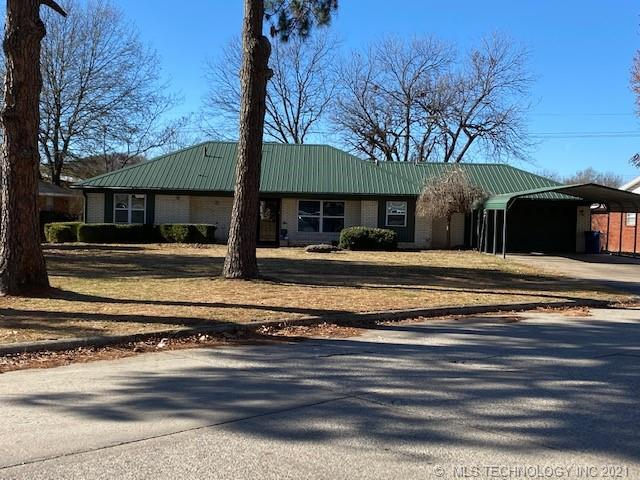 Off Market   1505 Red Bud McAlester, Oklahoma 74501 1