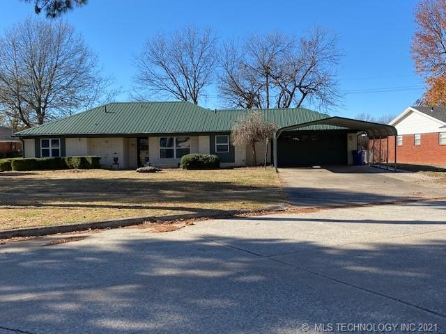 Off Market   1505 Red Bud McAlester, Oklahoma 74501 2