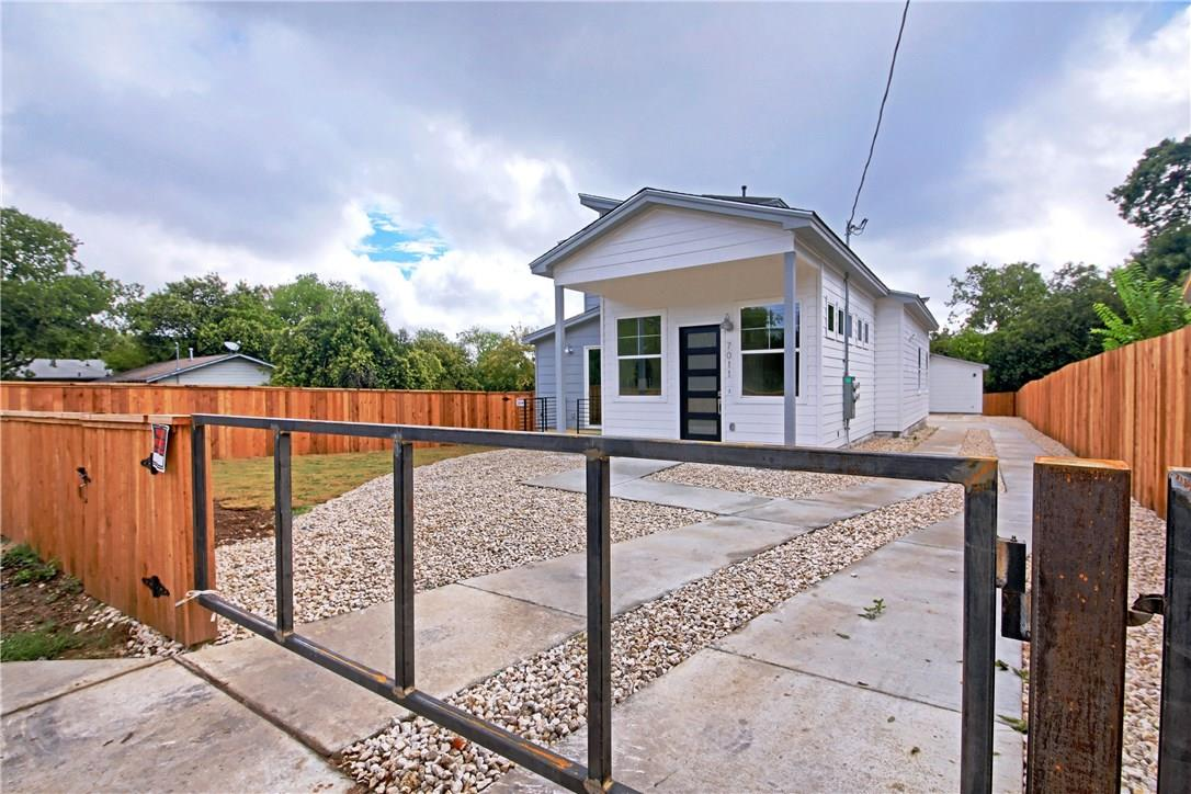 Closed   7011 Bennett Avenue #1 Austin, TX 78752 3