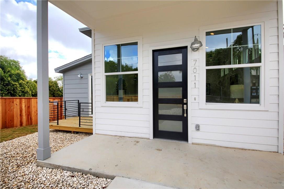 Closed   7011 Bennett Avenue #1 Austin, TX 78752 7
