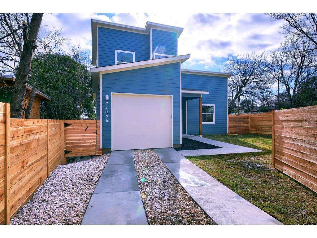 Closed | 7403 Bethune Avenue #B Austin, TX 78752 0