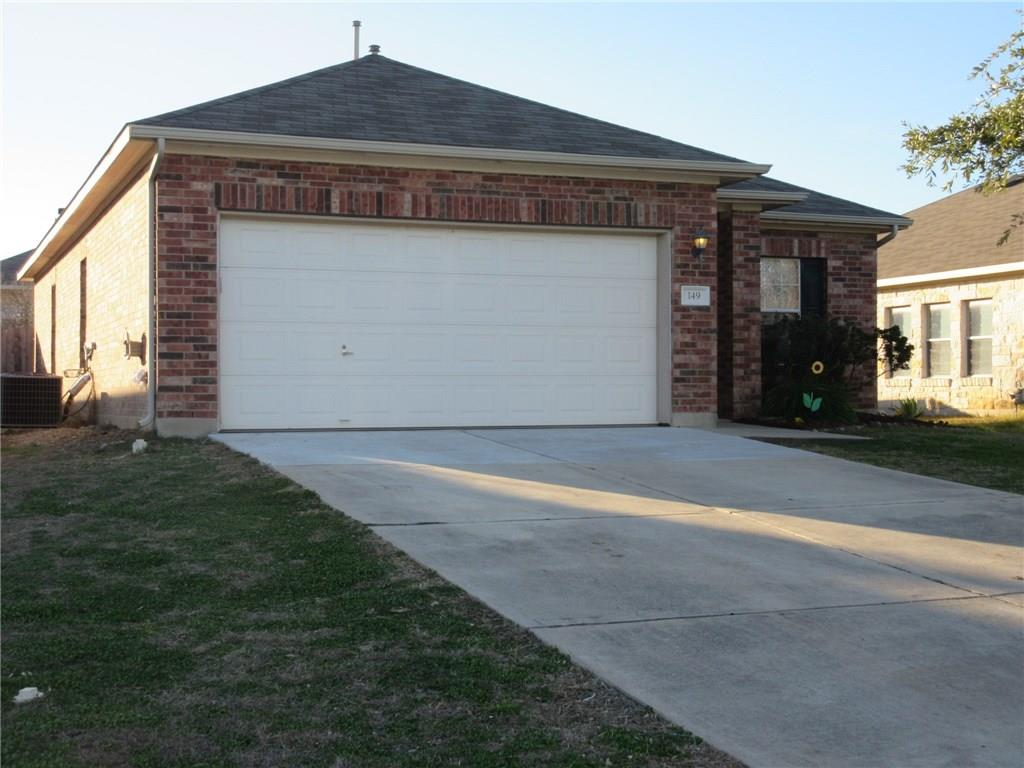 Closed | 149 Poplarwood Drive Kyle, TX 78640 0