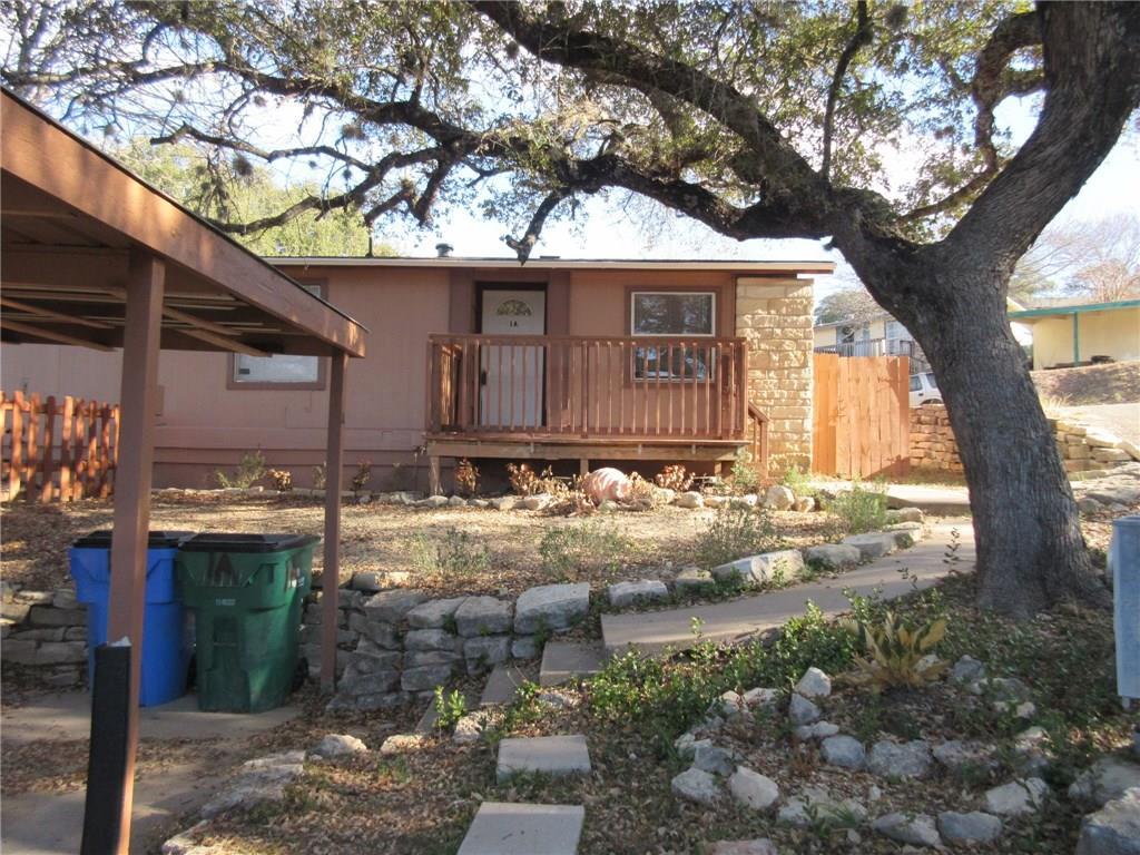 Closed | 21475 Coyote Trail #1-A Lago Vista, TX 78645 0