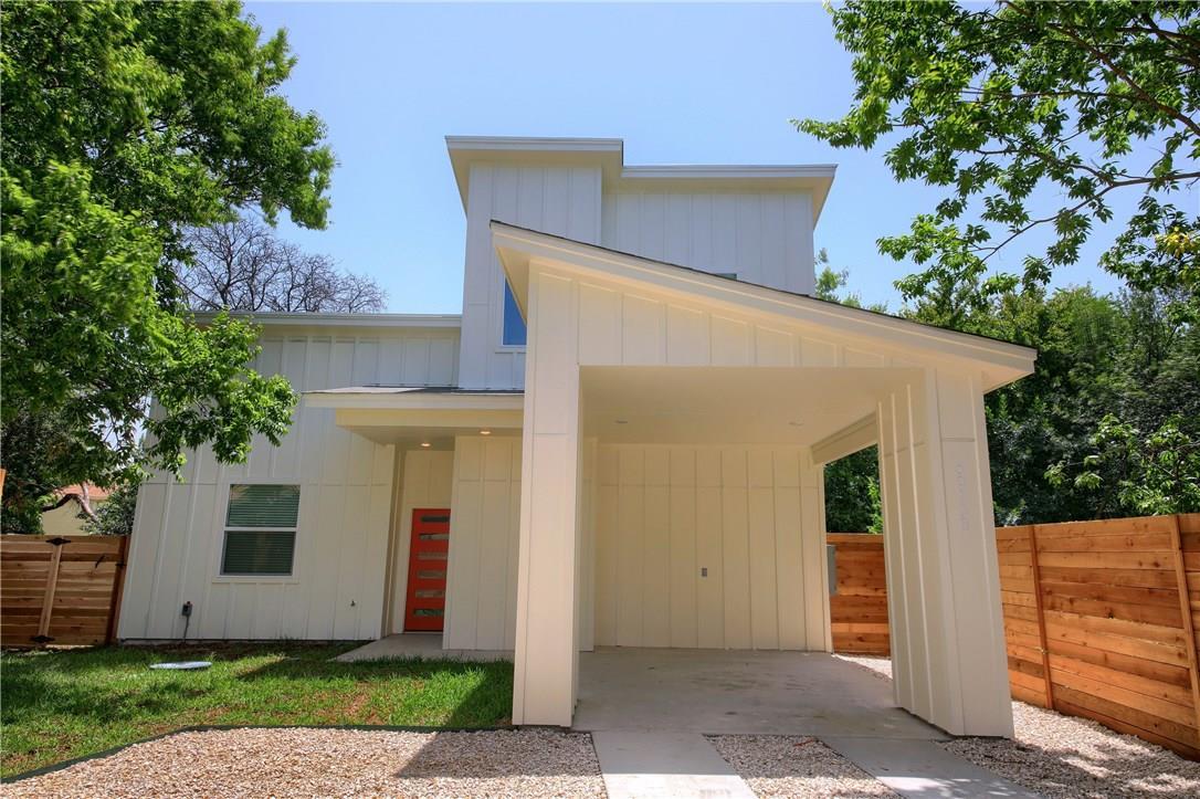 Closed | 6913 Providence Avenue #B Austin, TX 78752 0