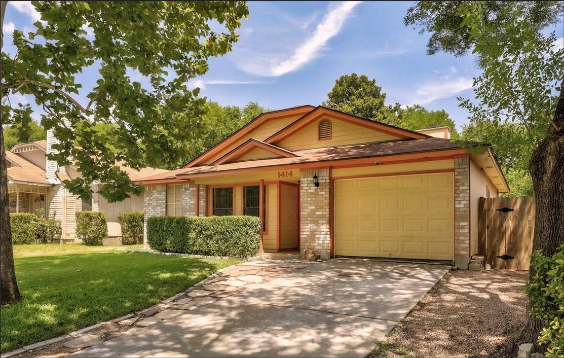 Closed | 1414 Alma Drive Austin, TX 78753 2