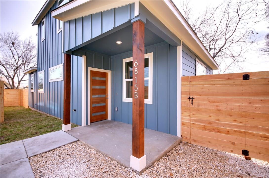 Closed | 6815 Montana Street #B Austin, TX 78741 2