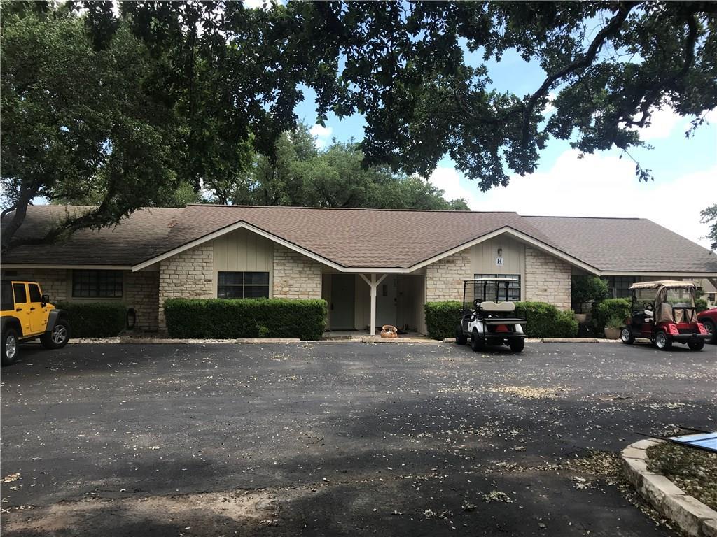 Closed | 21013 Highland Lake Drive #H-72 Lago Vista, TX 78645 0