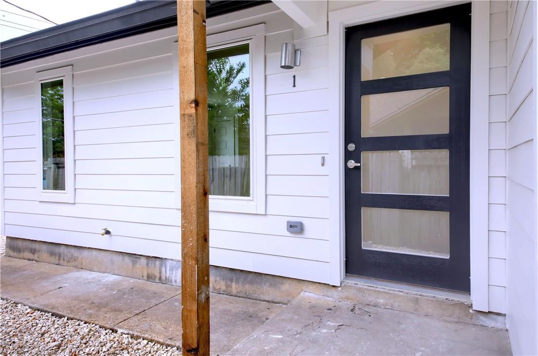 Closed | 7609 Carver Avenue #1 Austin, TX 78752 0