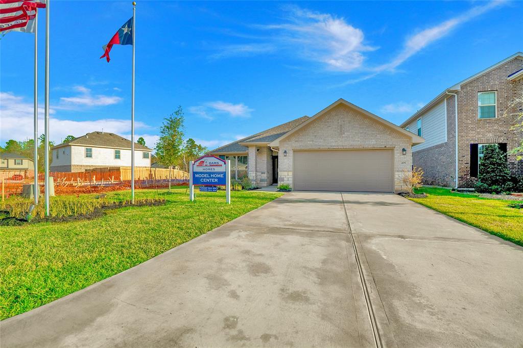 Active   495 Terra Vista Circle Montgomery, Texas 77356 0