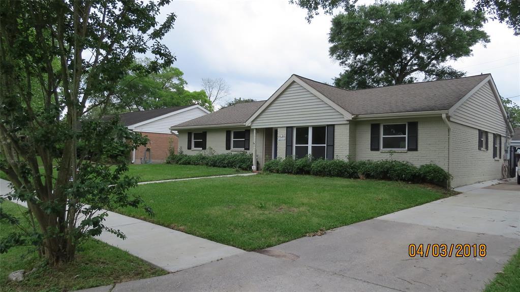 Active   5923 Mcknight Street Houston, Texas 77035 0
