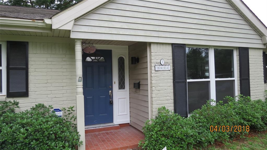Active   5923 Mcknight Street Houston, Texas 77035 2