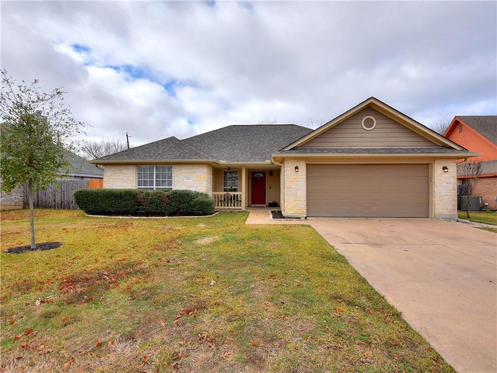 Closed | 2606 Sunrise Valley Lane Georgetown, TX 78626 1