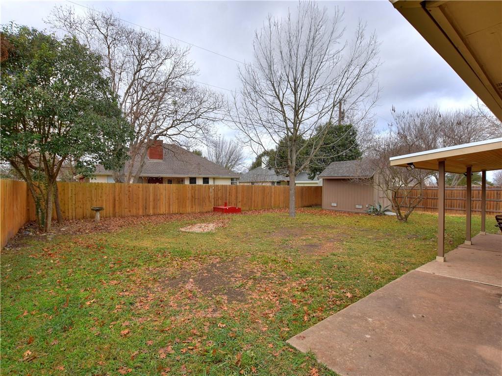 Closed | 2606 Sunrise Valley Lane Georgetown, TX 78626 26