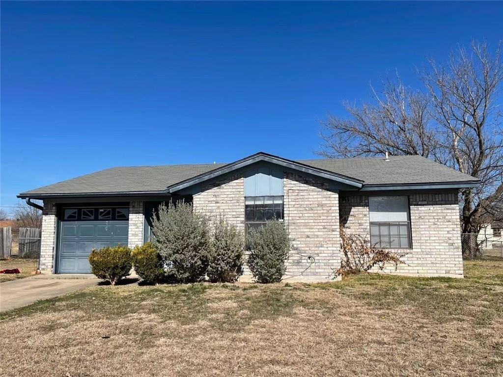 Closed | 3805 Griffin Drive Killeen, TX 76543 0