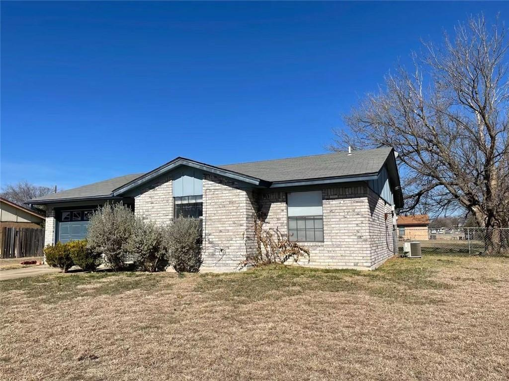 Closed | 3805 Griffin Drive Killeen, TX 76543 1