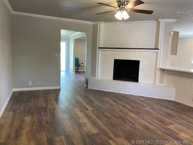 Active | 206 E South Avenue McAlester, Oklahoma 74501 9