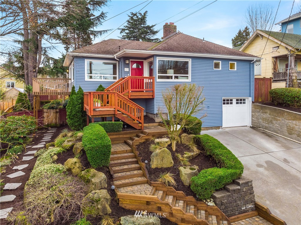 Sold Property   619 N 65th Street Seattle, WA 98103 0